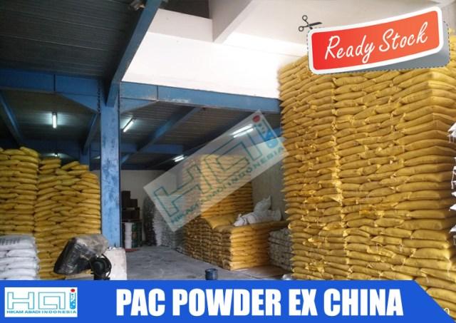 Distributor PAC Poly Alumunium Chloride