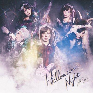 AKB48 Halloween Night Regular D