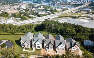 Why do we use drones in real estate photography?
