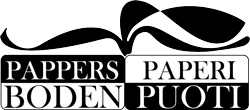 Pappersbodens logo