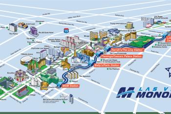 拉斯維加斯(Vegas)交通整理-機場到市區、免費停車、輕軌、巴士、公車、租車一篇搞定!