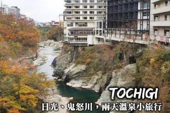 栃木景點-日光世界遺產、鬼怒川溫泉行程規劃,來趟兩天一夜東京近郊小旅行!