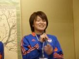 斉藤友里選手
