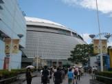 翌日東京ドームへ