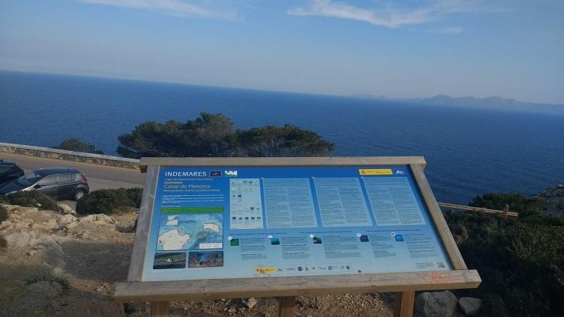 Info Cap de Formentor
