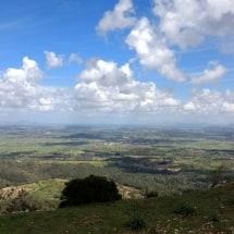 Uitzicht vanop de top