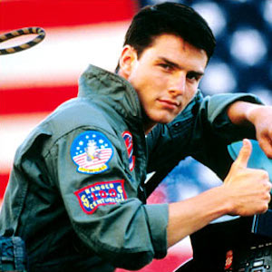 Maverick from Top Gun