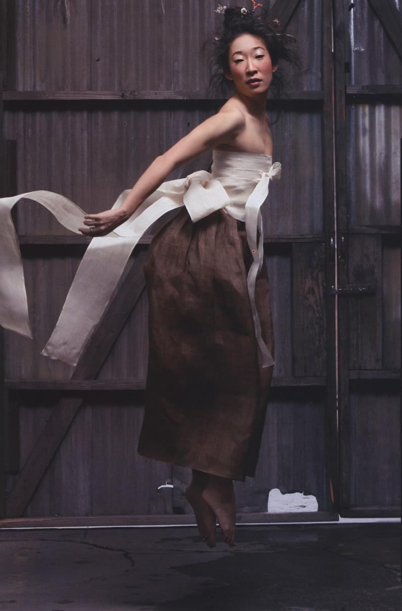 kim mehee hanbok couture