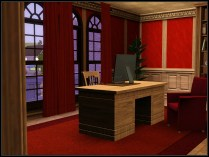 Robert Wyler's office (bit smaller than Henry's)