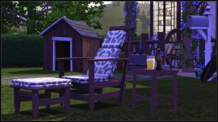 A place to relax with a beer :)