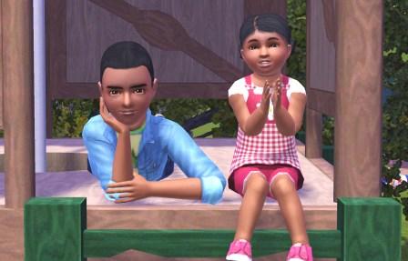 Logan and Emily Harvey