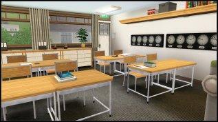 Maths room