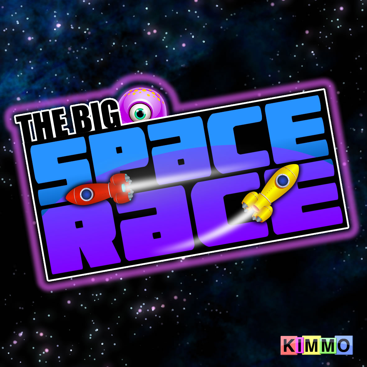 The Big Space Race Kimmo S Magic Shop Magic For