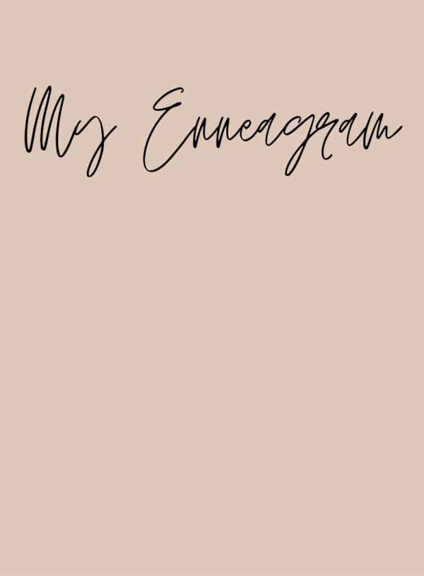 My Enneagram
