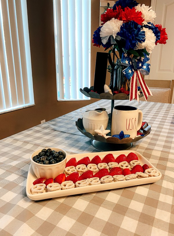 Fourth of July – A Dessert Sure to Make the Kids Eat!