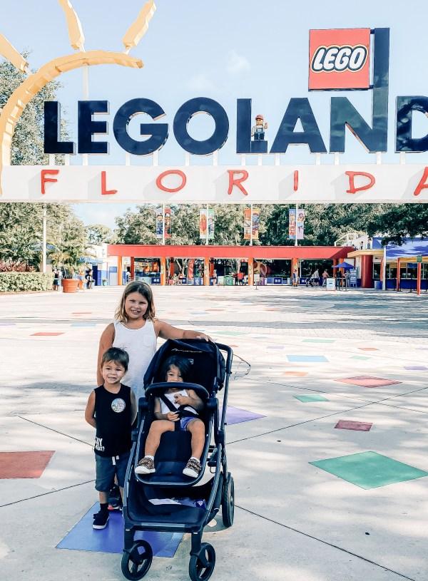 Adventures in Legoland