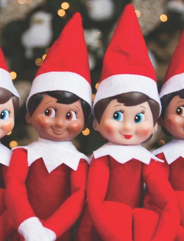 25 Ideas for Elf on the Shelf