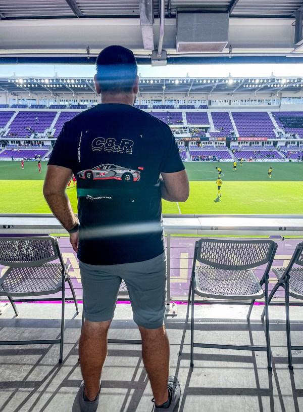 Soccer Date Night – Gold Cup in Orlando