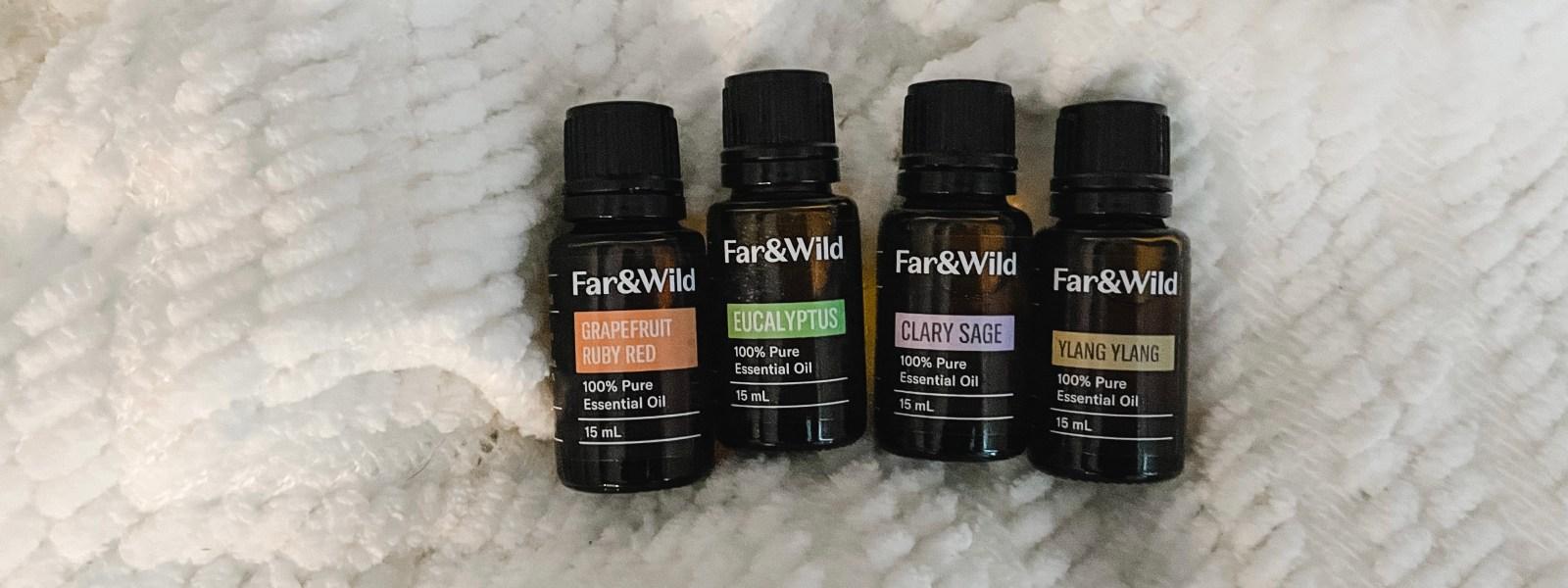 FRIENDS Inspired Essential Oil Blends