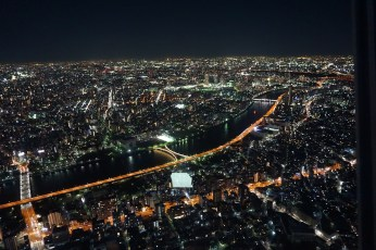 Views from Skytree