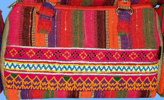 Hand Bag w Hand Embroidery 1