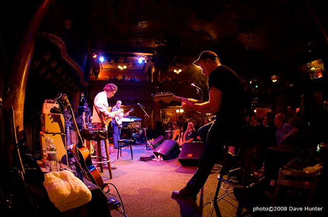 SHOWS – Kimock