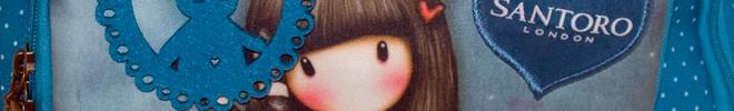 Mochila Gorjuss Trolley – Hush Little Bunny Santoro – Kimondo – Tienda Gorjuss