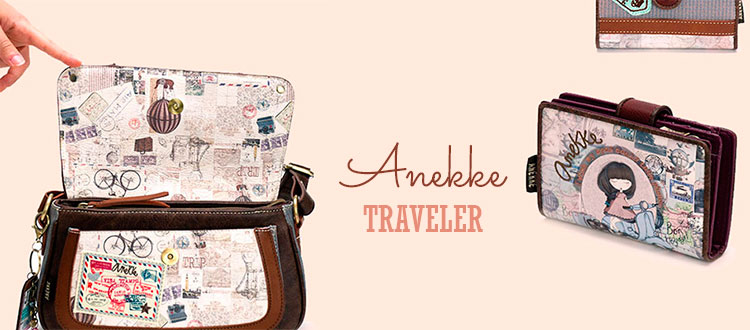 Anekke Traveller – KimondoShop