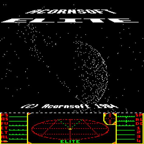 The classic loading screen