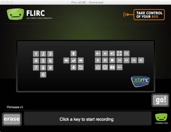 FLIRC XBMC