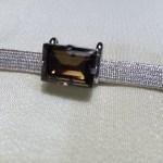 帯締め 意外と使える銀の三分紐