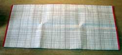 衣裳敷 着物を畳んだりする時に敷く紙