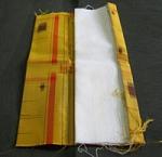 羽織の衿折り