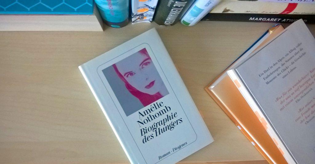 Amélie Nothomb, Biographie des Hungers
