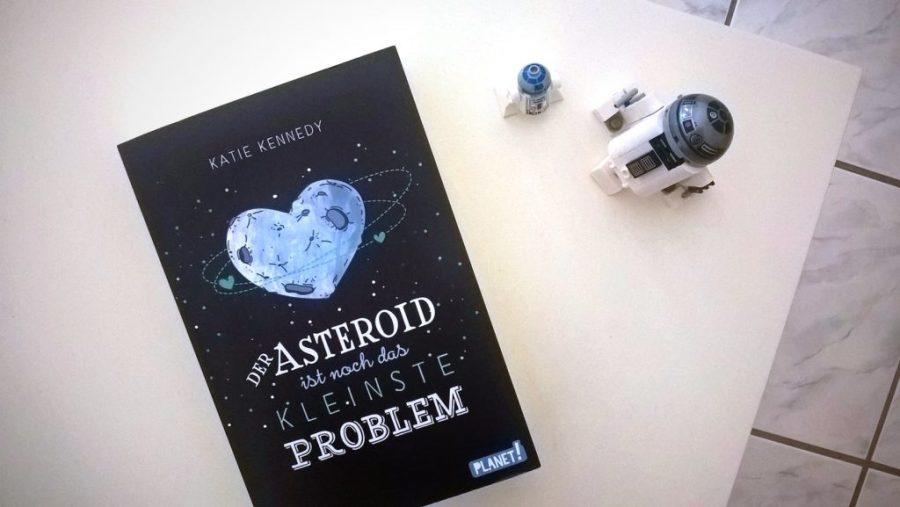 Katie Kennedy: Der Asteroid ist noch das kleinste Problem