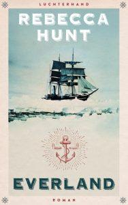 Everland von Rebecca Hunt, Cover