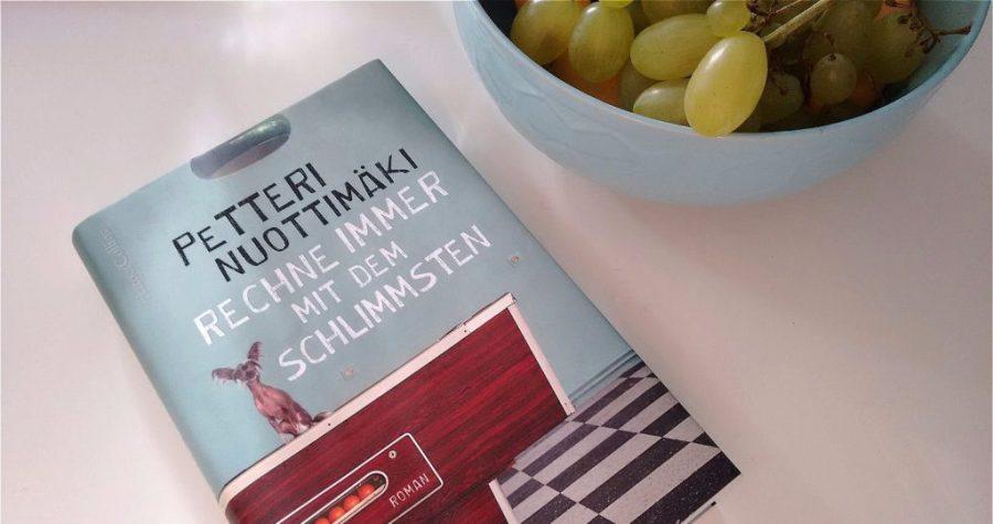 Petteri Nuottimäki: Rechne immer mit dem Schlimmsten
