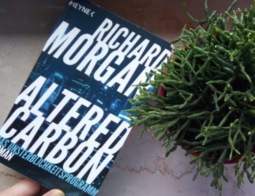 Richard Morgan, Altered Carbon