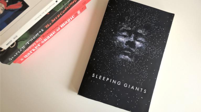 Sylvain Neuvel: Sleeping Giants
