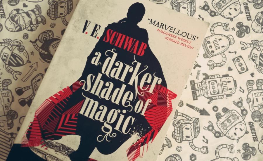 V.E. Schwab: A Darker Shade of Magic