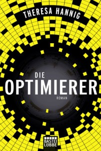 Theresa Hannig, Die Optimierer Cover