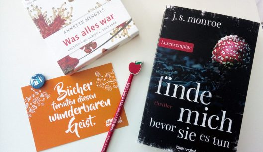 Mitbrungsel von der Random House Bloggerportal Happy Hour