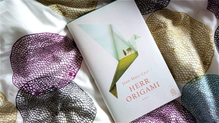 Jean-Marc Ceci: Herr Origami