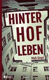 Maik Siegel, Hinterhofleben Cover