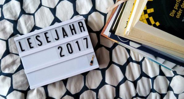 Lesejahr 2017 Rückblick