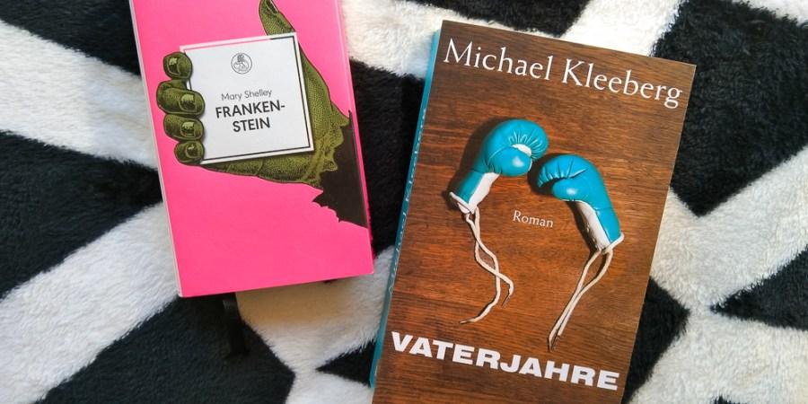 Bücher unter dem Radar: Vaterjahre & Frankenstein