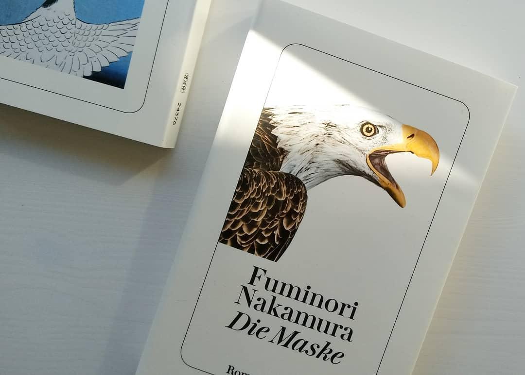 Fuminori Nakamura, Die Maske
