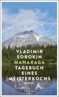 Vladimir Sorokin, Tagebuch eines Meisterkochs Cover