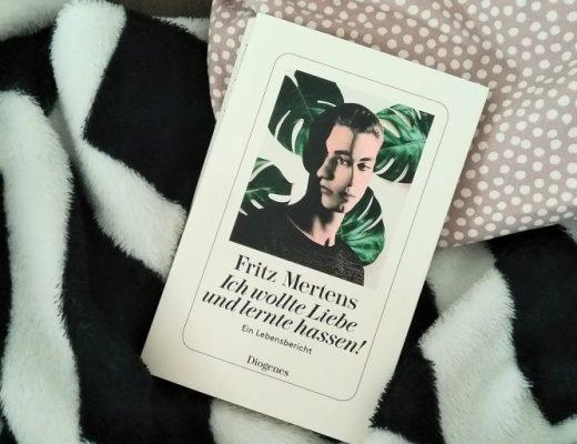 Fritz Mertens, Ich wollte Liebe und lernte hassen!