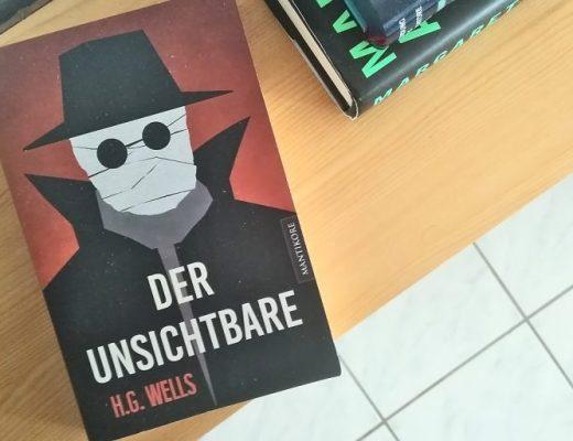 H.G. Wells, Der Unsichtbare